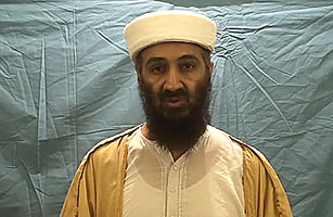 Osama bin Laden, in an image from a video released by the U.S. Department of Defense on May 7, 2011